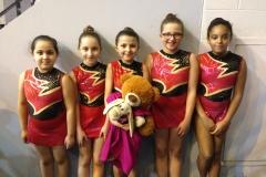 Championnat régional ensembles Blois Mars 2017